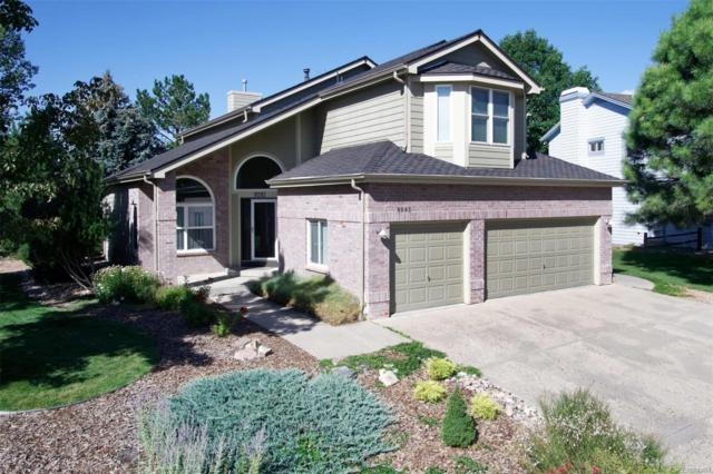 9293 Sagebrush Trail, Lone Tree, CO 80124 (MLS #3619104) :: 8z Real Estate