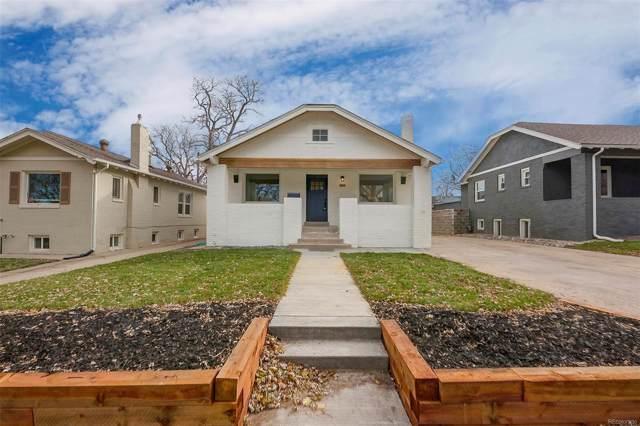 1420 Dexter Street, Denver, CO 80220 (#3619176) :: True Performance Real Estate