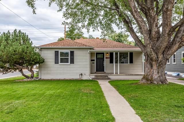 2700 S Franklin Street, Denver, CO 80210 (MLS #3619320) :: 8z Real Estate