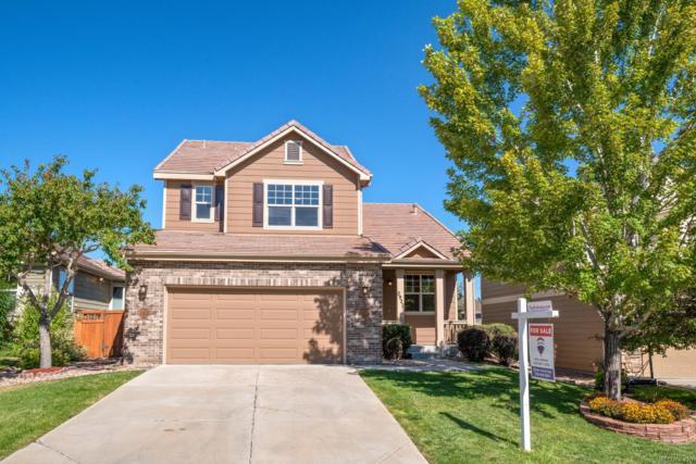 2922 Penstemon Way, Castle Rock, CO 80109 (MLS #3619385) :: 8z Real Estate