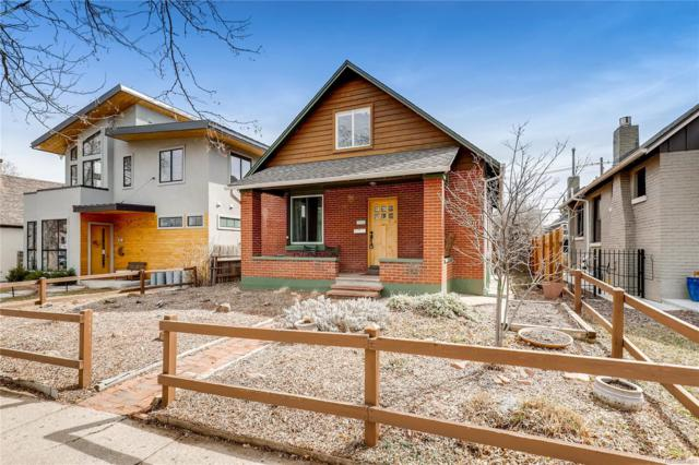 3364 W Moncrieff Place, Denver, CO 80211 (#3619489) :: 5281 Exclusive Homes Realty