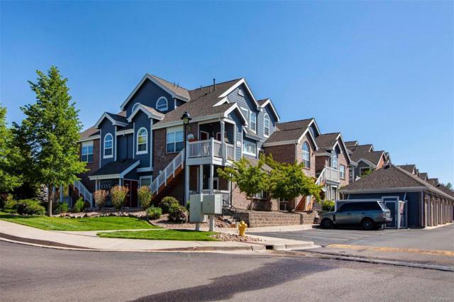 16386 E Fremont Avenue #6, Aurora, CO 80016 (#3619521) :: The Galo Garrido Group