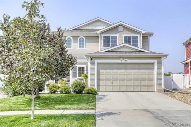 20601 Lackland Place, Denver, CO 80249 (MLS #3620095) :: Kittle Real Estate