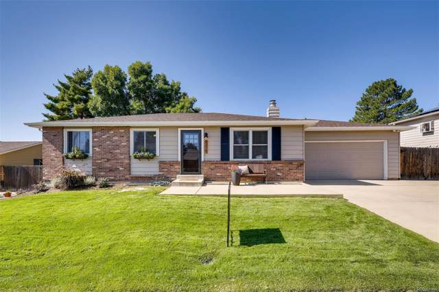 4379 S Coors Court, Morrison, CO 80465 (#3620517) :: The Heyl Group at Keller Williams