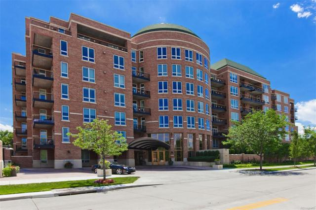 2400 E Cherry Creek South Drive #308, Denver, CO 80209 (#3620785) :: Colorado Home Finder Realty