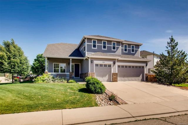 332 Bristol Place, Longmont, CO 80504 (MLS #3620952) :: 8z Real Estate