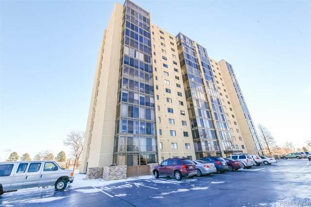 7865 E Mississippi Avenue #902, Denver, CO 80247 (MLS #3621743) :: 8z Real Estate