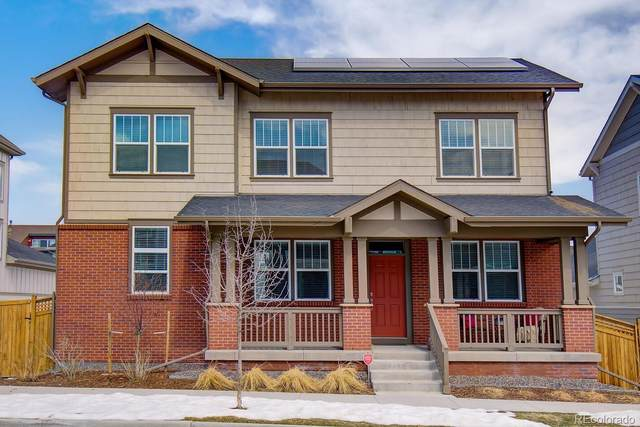 5437 W 97th Court, Westminster, CO 80020 (#3622220) :: iHomes Colorado