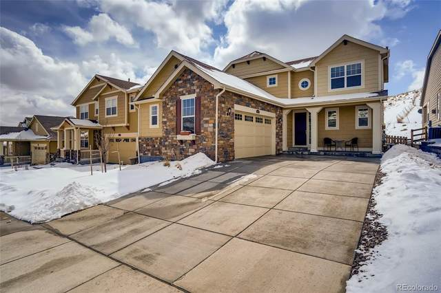 19082 W 84th Avenue, Arvada, CO 80007 (#3622458) :: The Griffith Home Team