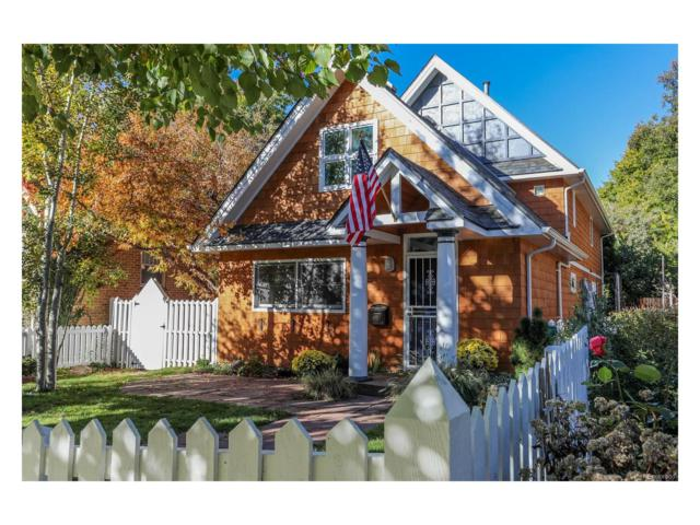 463 S Gaylord Street, Denver, CO 80209 (#3623653) :: Thrive Real Estate Group