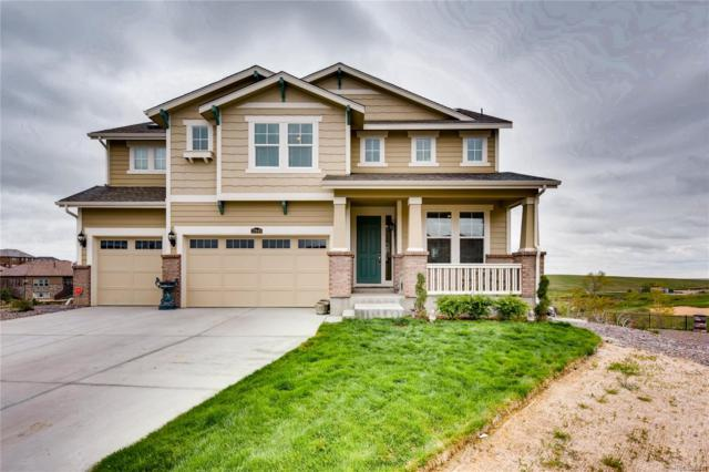 27849 E Links Place, Aurora, CO 80016 (MLS #3623735) :: Kittle Real Estate