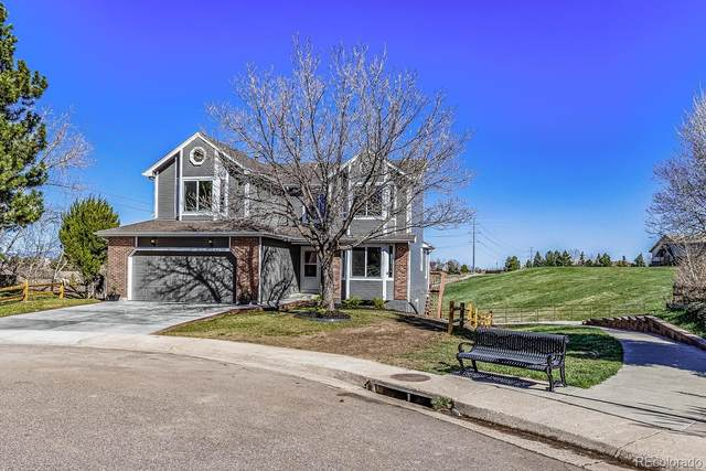 7423 Rattlesnake Drive, Lone Tree, CO 80124 (#3623784) :: Colorado Home Finder Realty