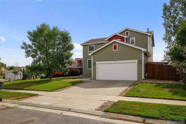 627 Grimson Place, Erie, CO 80516 (MLS #3623896) :: 8z Real Estate