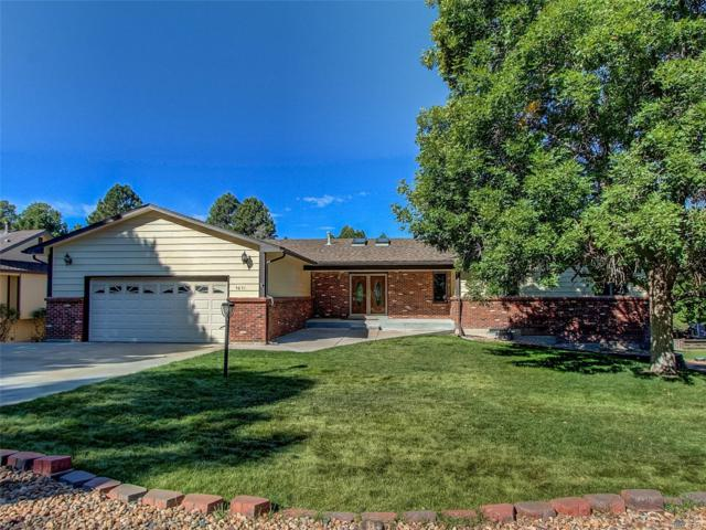 5851 Cantrell Court, Parker, CO 80134 (#3623979) :: The Peak Properties Group