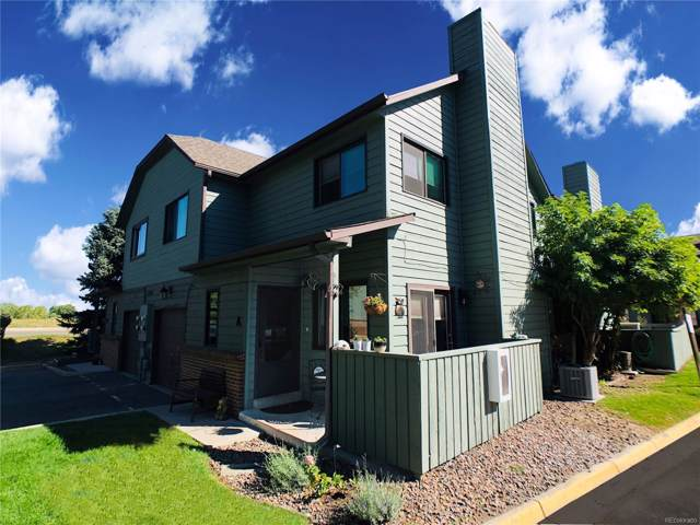 10330 W Jewell Avenue A, Lakewood, CO 80232 (#3624080) :: The Tamborra Team