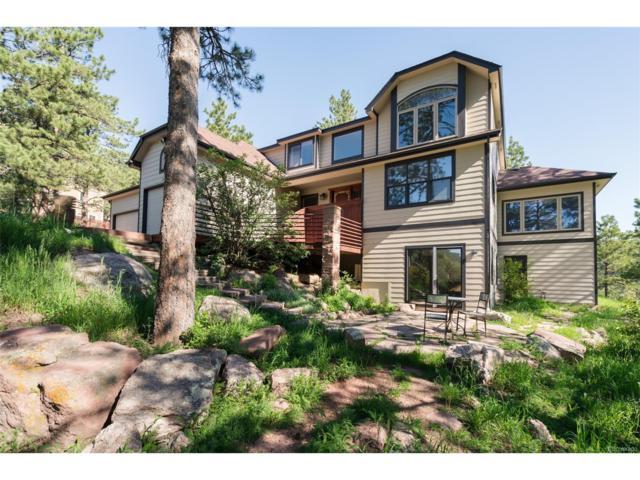 1934 Lefthand Canyon Drive, Boulder, CO 80302 (MLS #3624092) :: 8z Real Estate