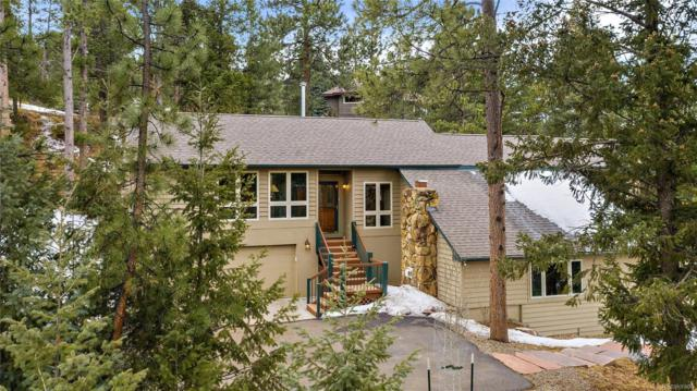 28282 Camel Heights Circle, Evergreen, CO 80439 (#3624222) :: The Peak Properties Group