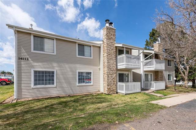 14112 E Colorado Drive #102, Aurora, CO 80012 (#3624227) :: Arnie Stein Team | RE/MAX Masters Millennium