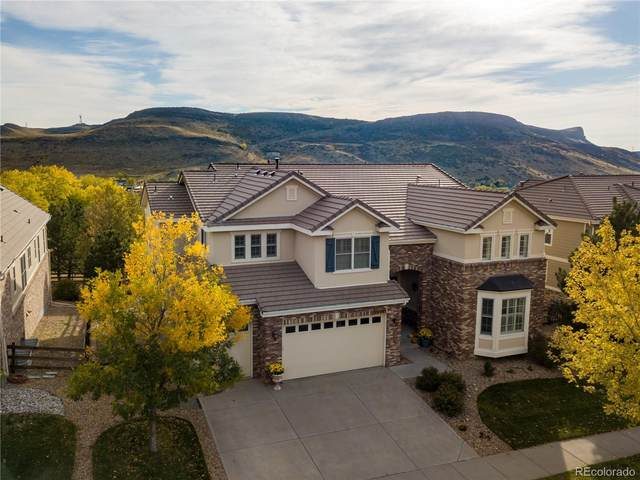 1444 Lous Loop, Golden, CO 80403 (MLS #3624238) :: Kittle Real Estate