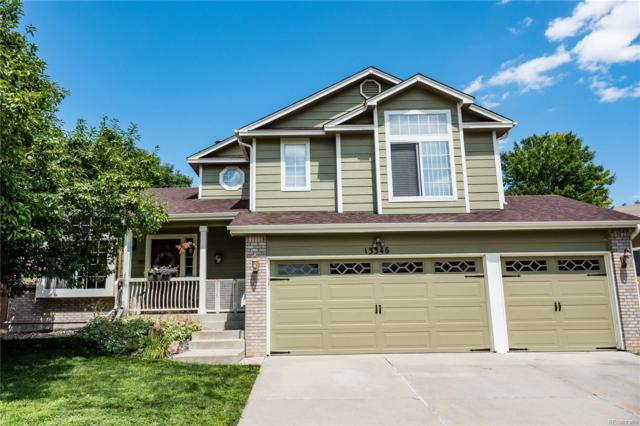 13346 Briarwood Drive, Broomfield, CO 80020 (#3624314) :: The City and Mountains Group
