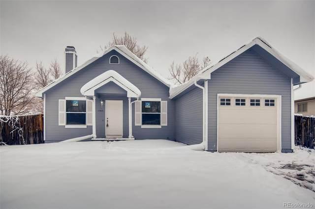 17413 E Chenango Drive, Aurora, CO 80015 (#3624407) :: Bring Home Denver with Keller Williams Downtown Realty LLC