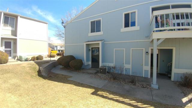 7917 Chase Circle #159, Arvada, CO 80003 (#3624728) :: My Home Team