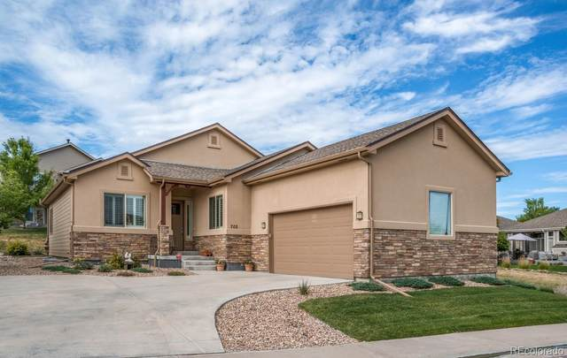 702 Stafford Circle, Castle Rock, CO 80104 (#3624800) :: Chateaux Realty Group