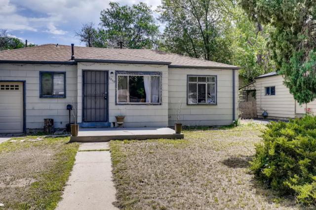 2040 S Irving Street, Denver, CO 80219 (#3624862) :: Mile High Luxury Real Estate