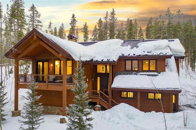 97 Evans Court, Breckenridge, CO 80424 (MLS #3624924) :: 8z Real Estate