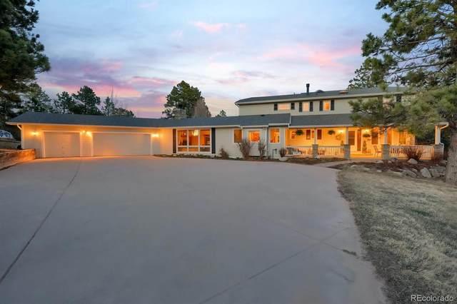 10325 Kurie Road, Colorado Springs, CO 80908 (#3625259) :: Mile High Luxury Real Estate