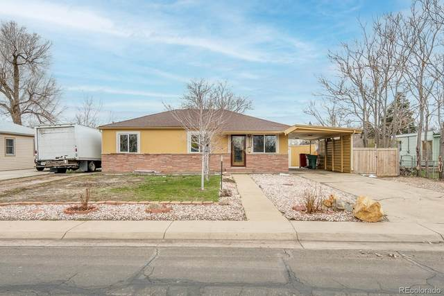 2100 E 95th Avenue, Thornton, CO 80229 (#3625599) :: Sultan Newman Group
