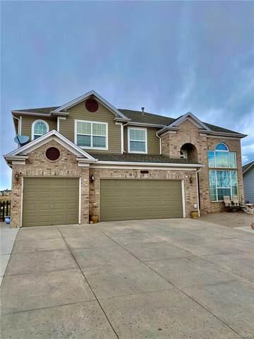 12154 Pine Valley Circle, Peyton, CO 80831 (MLS #3625806) :: 8z Real Estate