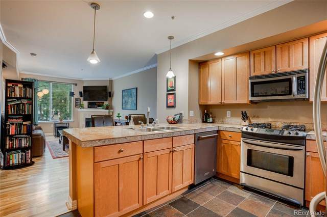 1705 Gaylord Street #107, Denver, CO 80206 (#3625870) :: Mile High Luxury Real Estate