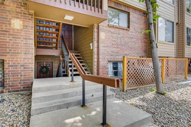 416 Wright Street #103, Lakewood, CO 80228 (#3625998) :: The Peak Properties Group