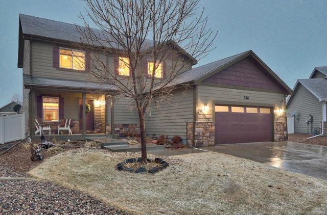 556 Arrow Court, Windsor, CO 80550 (#3626070) :: Compass Colorado Realty