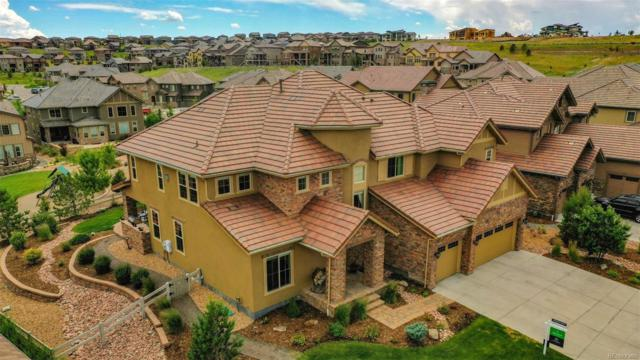 10716 Backcountry Drive, Highlands Ranch, CO 80126 (#3626240) :: The HomeSmiths Team - Keller Williams
