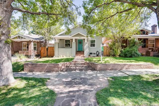 1062 Fillmore Street, Denver, CO 80206 (#3626409) :: My Home Team