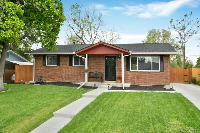 3345 W 94th Avenue, Westminster, CO 80031 (MLS #3626629) :: 8z Real Estate