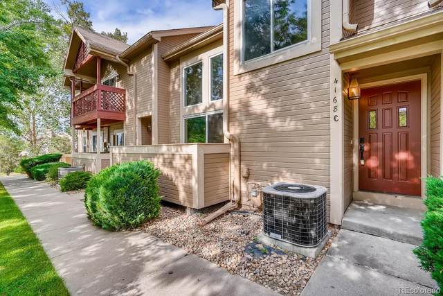 4168 S Mobile Circle C, Aurora, CO 80013 (#3626707) :: The Healey Group