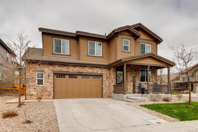 10729 Hillsboro Street, Parker, CO 80134 (#3626726) :: The City and Mountains Group