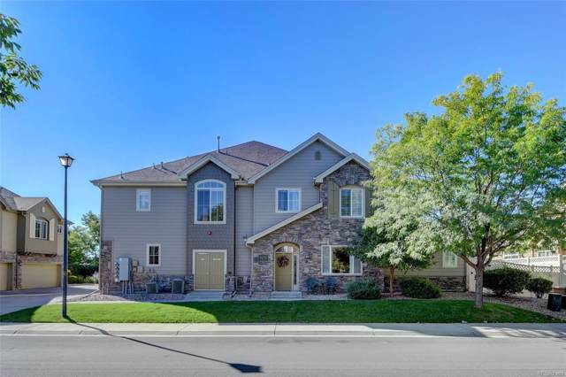 9976 W Jewell Avenue 8-A, Lakewood, CO 80232 (#3626729) :: The DeGrood Team
