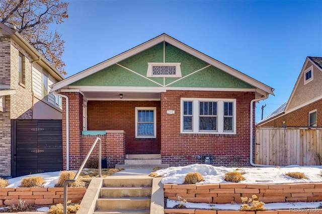 732 S York Street, Denver, CO 80209 (#3626965) :: Hudson Stonegate Team