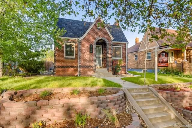3530 Osceola Street, Denver, CO 80212 (#3627543) :: Mile High Luxury Real Estate