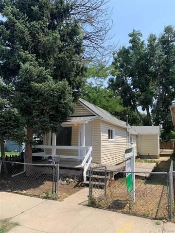 4732 Sherman Street, Denver, CO 80216 (#3627672) :: Finch & Gable Real Estate Co.
