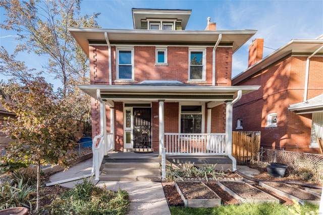 1939 W 39th Avenue, Denver, CO 80211 (#3627753) :: The Galo Garrido Group