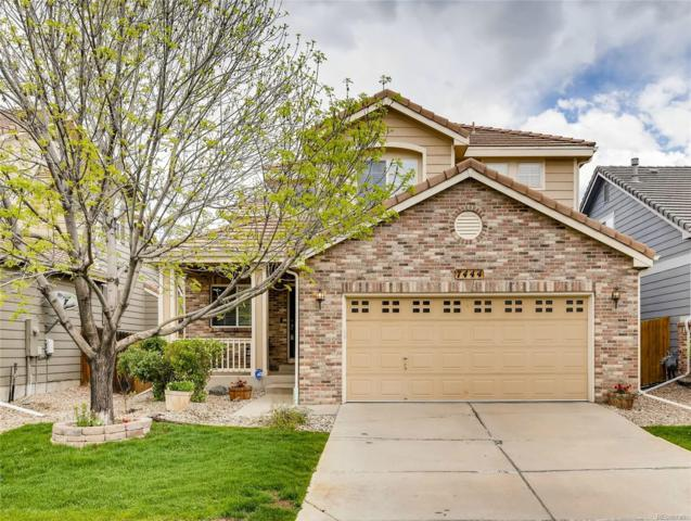 7444 S Memphis Street, Aurora, CO 80016 (#3627896) :: Colorado Home Finder Realty