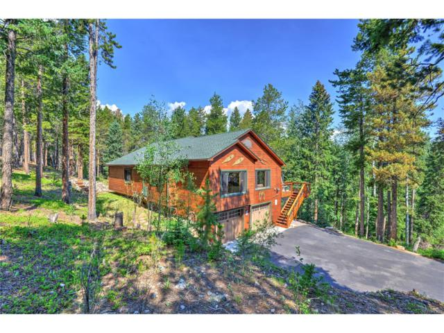 9444 Marauder Drive, Conifer, CO 80433 (MLS #3628622) :: 8z Real Estate