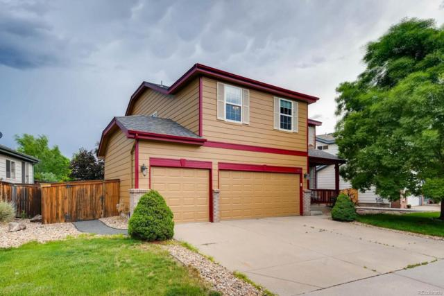 6785 Tiger Walk, Littleton, CO 80124 (#3628875) :: Bring Home Denver