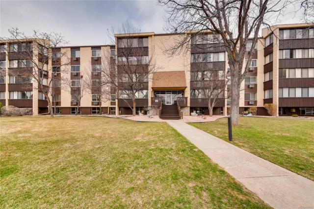 3460 S Poplar Street #408, Denver, CO 80224 (#3628967) :: 5281 Exclusive Homes Realty