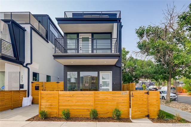 2495 Lawrence Street, Denver, CO 80205 (#3629181) :: Compass Colorado Realty